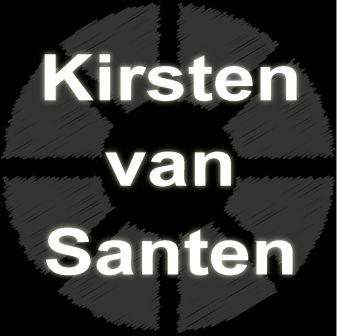Logo Kirsten van Santen